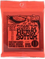 Ernie Ball 2215 Skinny Top Heavy Bottom Nickel Wound 10/52