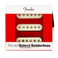 Fender Select Solderless Stratocaster pickups 0992247000