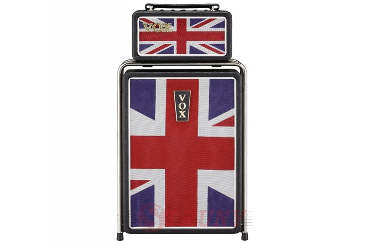 Комбопідсилювач VOX MINI SUPERBEETLE Union Jack