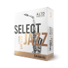 D'Addario Select Jazz - Alto Sax Unfiled 2M - 10 Pack Трости альт саксофона