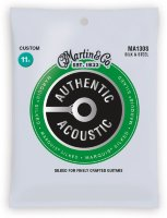 Martin M130S Authentic Acoustic Marquis Silk&Steel Folk (11.5-47)