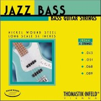 Thomastik Jazz Round Wound JR344 Bass Strings 43/89