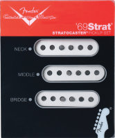 Fender Custom Shop 69 Stratocaster Pickups 0992114000