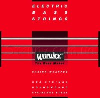 Warwick 42300 Red Label ML5B Stainless Steel 40/130