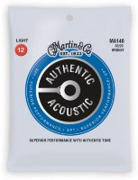 Martin MA140 Authentic Acoustic SP 80/20 Bronze Light (12-54)