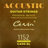 Civin CA90 SL Phosphor Bronze Super Light (American Imported) 11/52