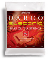 Martin D9705L DARCO Electric 5-String Bass Light 45/125
