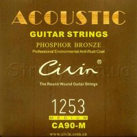 Civin CA90 M Phosphor Bronze Medium (American Imported) 12/53