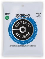 Martin MA170 Authentic Acoustic SP 80/20 Bronze Extra Light (10-47)