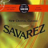Savarez 540CR New Cristal Classical Guitar Strings Normal Tension