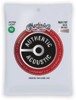 Martin MA170T Authentic Acoustic Lifespan 2.0 80/20 Bronze Extra Light (10-47)