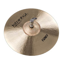 Istanbul FR-HH13 Funky Rock Traditional Hi-Hat Тарелка 13""