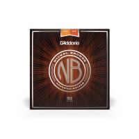 D'Addario NB1047 Nickel Bronze Extra Light Acoustic Guitar Strings 10/47