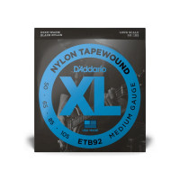 D'Addario ETB92 Nylon Tapewound Medium Bass Long Scale 50/105