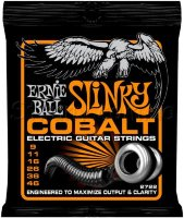 Ernie Ball 2722 Cobalt Slinky Electric Guitar Strings 9/46