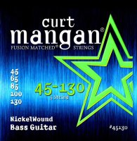 Curt Mangan 45130 Nickel Bass 5-String 45/130