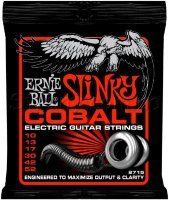 Ernie Ball 2715 Cobalt Slinky Electric Guitar Strings 10/52