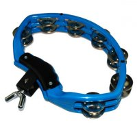NATAL DRUMS NS102TB SPIRIT TAMBOURINE BLUE Тамбурин