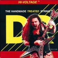 DR DBG-9/46 Hi-Voltage Nickel Plated Light Electric Strings 9/46