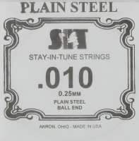 SIT Plain Steel Single .010