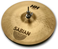 "Sabian 11402B 14"" HH Medium Hats Brilliant"