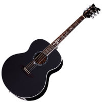 Schecter Synyster Gates 'SYN J' Acoustic BLK