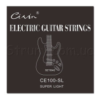Civin CE100 L Light Nickel Wound (Germany Imported) 10/46