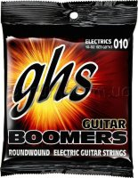GHS GBTNT Boomers Thin/Thick Electric Guitar Strings 10/52