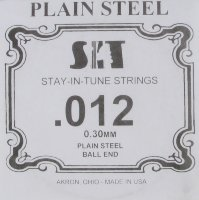 SIT Plain Steel Single .012