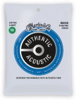Martin MA530 Authentic Acoustic SP 92/8 Phosphor Bronze Extra Light (10-47)
