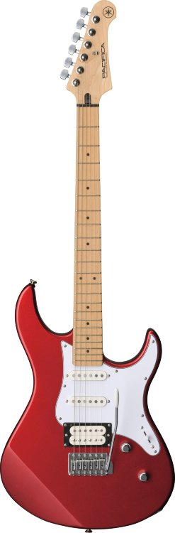 Електрогітара Yamaha PACIFICA 112VM (Red Metallic)