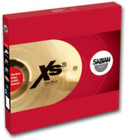 Sabian XS5011 Набор XS20 First pack