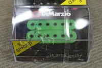 Dimarzio DP159F GN Evolution Bridge F-spaced Green Звукосниматель хамбакер