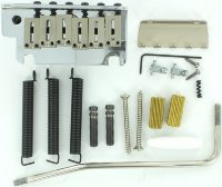 Fender American Standard Strat Chrome Tremolo Bridge Kit 0992050000