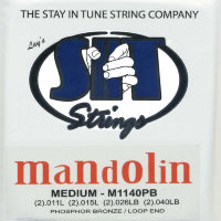 SIT M1140PB Mandolin Phosphor Bronze/Loop End Medium Set 11/40
