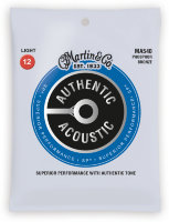 Martin MA540 Authentic Acoustic SP 92/8 Phosphor Bronze Light (12-54)