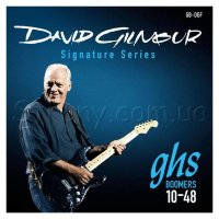 GHS GB-DGF Boomers David Gilmour Signature Electric Guitar Strings 10/48