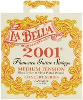 La Bella 2001FM Classical Flamenco Medium Tension