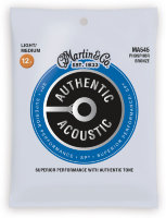 Martin MA545 Authentic Acoustic SP 92/8 Phosphor Bronze Light/Medium (12.5-55)