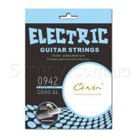 Civin CE60SL Super Light Nickel Wound Electric Guitar Strings 9/42