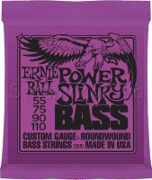 Ernie Ball 2831 Power Slinky Bass Nickel Wound 55/110