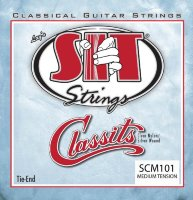 SIT SCM101 Classits Medium Tension Classical Guitar Strings