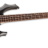 Бас-гитара ESP LTD F204 (Black Satin)
