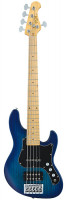 Fujigen JMJ5-ASH-M MIGHTY JAZZ J-STANDARD SERIES (See thru Blue Burst)