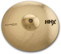 "Sabian 11606XEB 16"" HHX Evolution Crash"