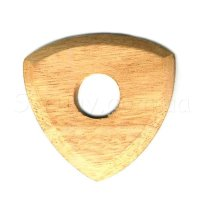 Медиатор Tri Pick (Big Center Hole and Shamfer Edges)