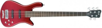 Warwick Rockbass Streamer LX 5 (Metallic Red CHR)