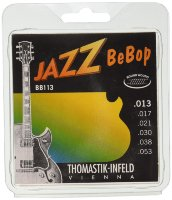 Thomastik-Infeld BB113 Jazz BeBop Light Guitar Strings 13/53