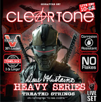 Cleartone 49420 DAVE MUSTAINE LIVE SET 10-52