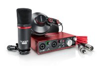 FOCUSRITE SCARLETT 2I2 STUDIO NEW Комплект